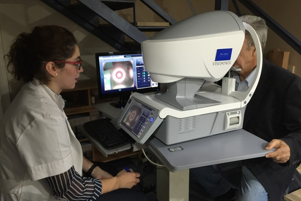 Tecnología en Análisis visuales